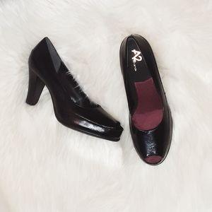 Aerosoles | Black 'Big Ben' Heels